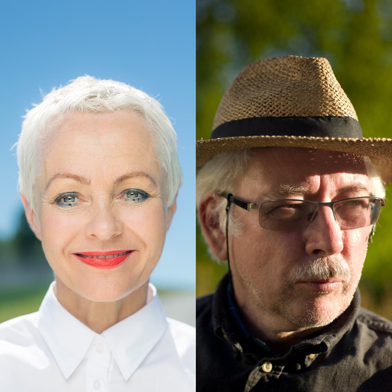 Mona Høvring og Kjartan Hatløy