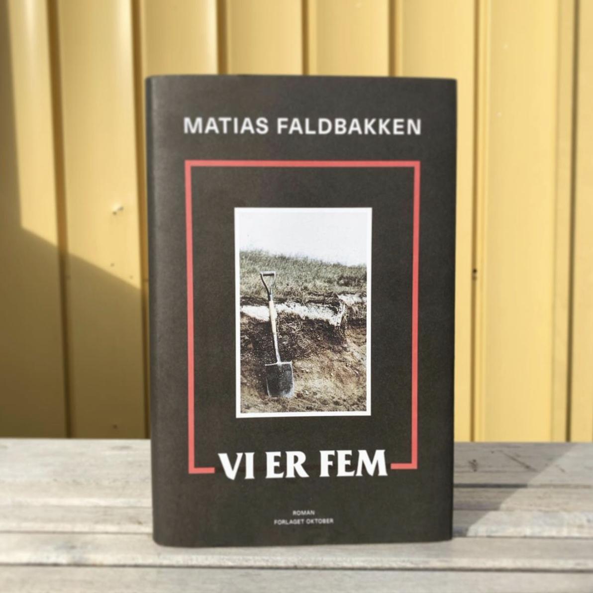 """""""Vi er fem"""" av Matias Faldbakken"""