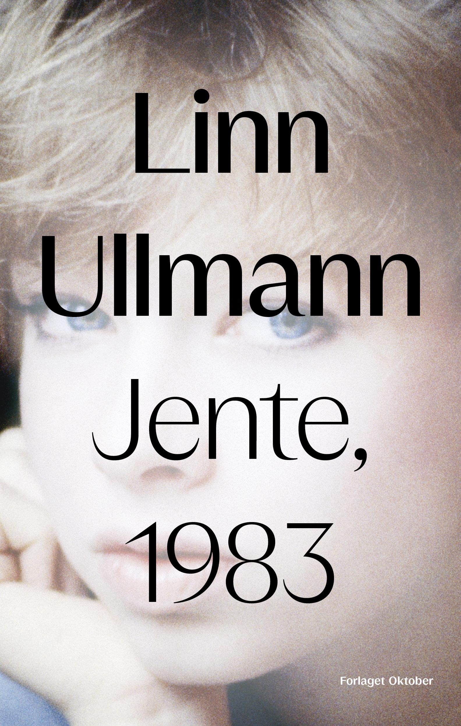 Ny roman fra Linn Ullmann!