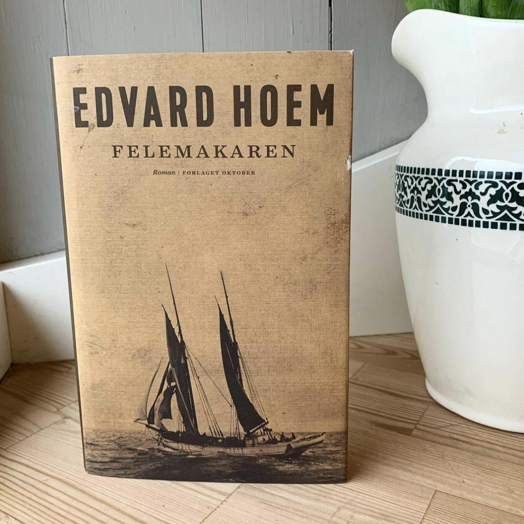 """""""Felemakaren"""" av Edvard Hoem"""